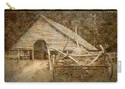 Vintage Looking Old Barn In The Great Smokey Mountains Carry-all Pouch