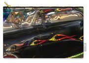 Vintage Metal Carry-all Pouch