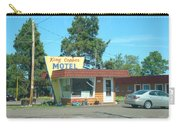 Vintage Motel Carry-all Pouch