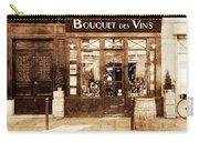 Vintage Paris 4 Carry-all Pouch