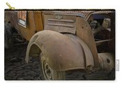 Vintage Pickup On Parched Earth Carry-all Pouch