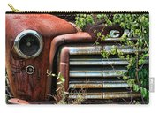 Vintage Rusty Dusty Gmc Graveyard Truck Carry-all Pouch