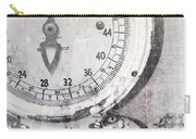 Vintage Scale 2 Carry-all Pouch
