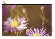 Vintage Violet  Carry-all Pouch