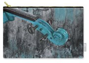 Violinelle - Turquoise 04d2 Carry-all Pouch