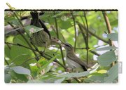 Vireo And Cowbird Carry-all Pouch