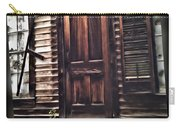 Virginia City Ghost Town Door I Carry-all Pouch