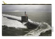 Virginia-class Attack Submarine Carry-all Pouch by Stocktrek Images