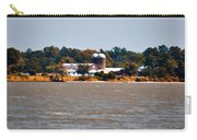 Virginia Farm Carry-all Pouch by Bill Cannon