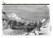 Virginia: Salt Mine, 1857 Carry-all Pouch