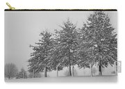 Virginia Snow Carry-all Pouch