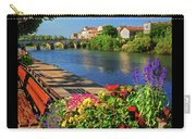 Visit Provence Poster Carry-all Pouch