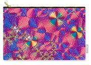 Vitamin B3 Crystal Carry-all Pouch