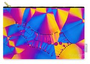 Vitamin B6 Crystal Carry-all Pouch
