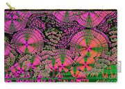 Vitamin C Crystals Spikeberg Carry-all Pouch by M I Walker