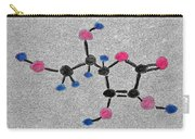 Vitamin C Molecule Carry-all Pouch