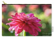 Vivid Floral Carry-all Pouch