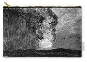 Volcano: Krakatau, 1883 Carry-all Pouch