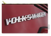 Volkswagen On Red Carry-all Pouch