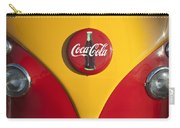 Volkswagen Vw Bus Coco Cola Emblem Carry-all Pouch
