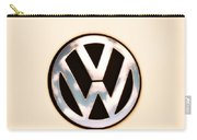 Vw Emblem Carry-all Pouch