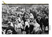 Vyborg Market Place  C 1897 Carry-all Pouch