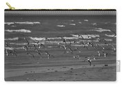 Wading Birds In Flight V4 Carry-all Pouch