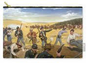 Wagon Box Fight, 1867 Carry-all Pouch