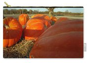 Wagon Ride For Pumpkins Carry-all Pouch