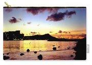 Waikiki Lagoon Dawn Carry-all Pouch
