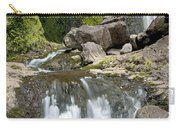 Wailua Falls And Rocks Carry-all Pouch