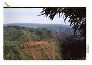 Waimea Canyon And Marshes Carry-all Pouch