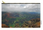 Waimea Canyon Weather Carry-all Pouch