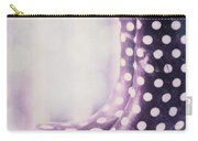 Waiting For The Rain Carry-all Pouch by Priska Wettstein