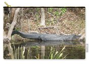 Wakulla Springs Alligator Carry-all Pouch