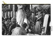 Wales: Rebecca Riots, 1843 Carry-all Pouch