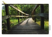 Walk This Way To Nature Carry-all Pouch