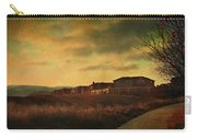 Walking Alone Carry-all Pouch by Laurie Search