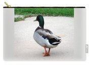 Walking Duck Carry-all Pouch