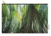 Walking Palm Tree Abstract Carry-all Pouch