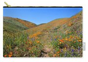 Walking Thru The Wildflowers Carry-all Pouch
