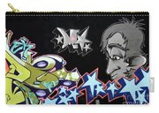 Wall Art 1 Carry-all Pouch