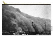 Wall Of Dust, Kansas, 1935 Carry-all Pouch