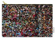 Wall Of Gum Carry-all Pouch