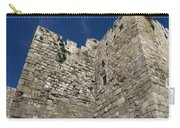 Walls Of Jerusalem Carry-all Pouch