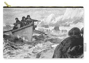 Walrus Hunt, 1875 Carry-all Pouch