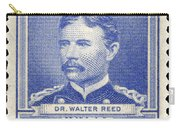 Walter Reed (1851-1902) Carry-all Pouch