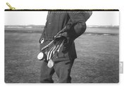 Walter Travis (1862-1927) Carry-all Pouch