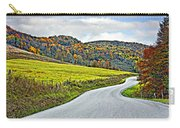 Wandering In West Virginia Carry-all Pouch