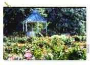 War Memorial Rose Garden 1  Carry-all Pouch